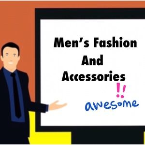 Men's Fashion And Accessories!!